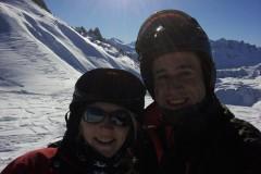 Skifahren 2013